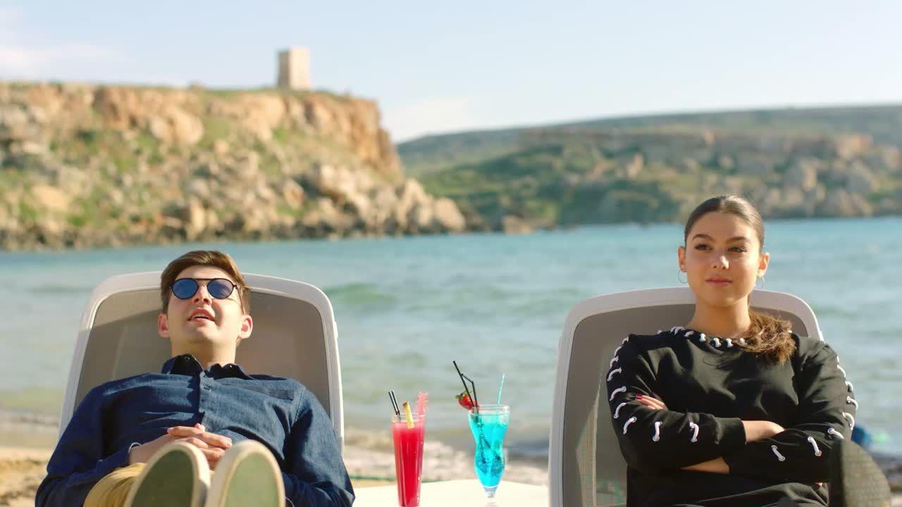 Jack y Kira: Misión en la playa