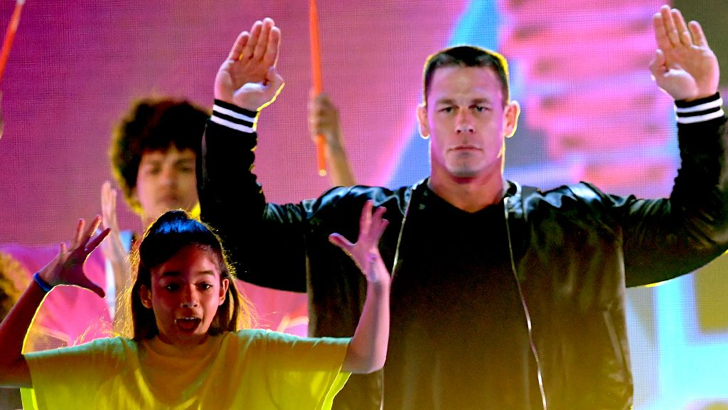 John Cena Opens Up the Kids' Choice Awards - Kids' Choice Awards
