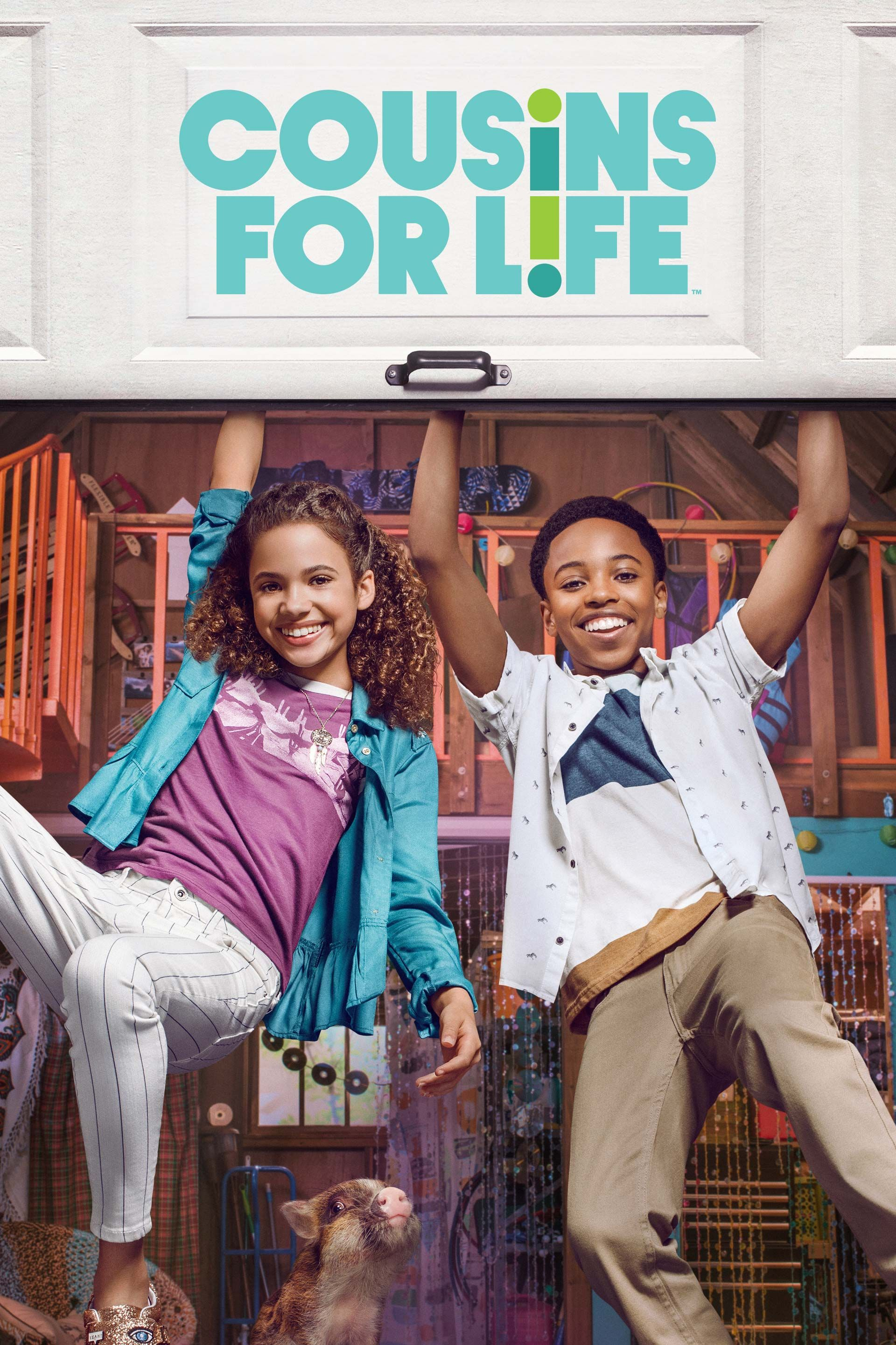 Cousins For Life Official Tv Series Nickelodeon