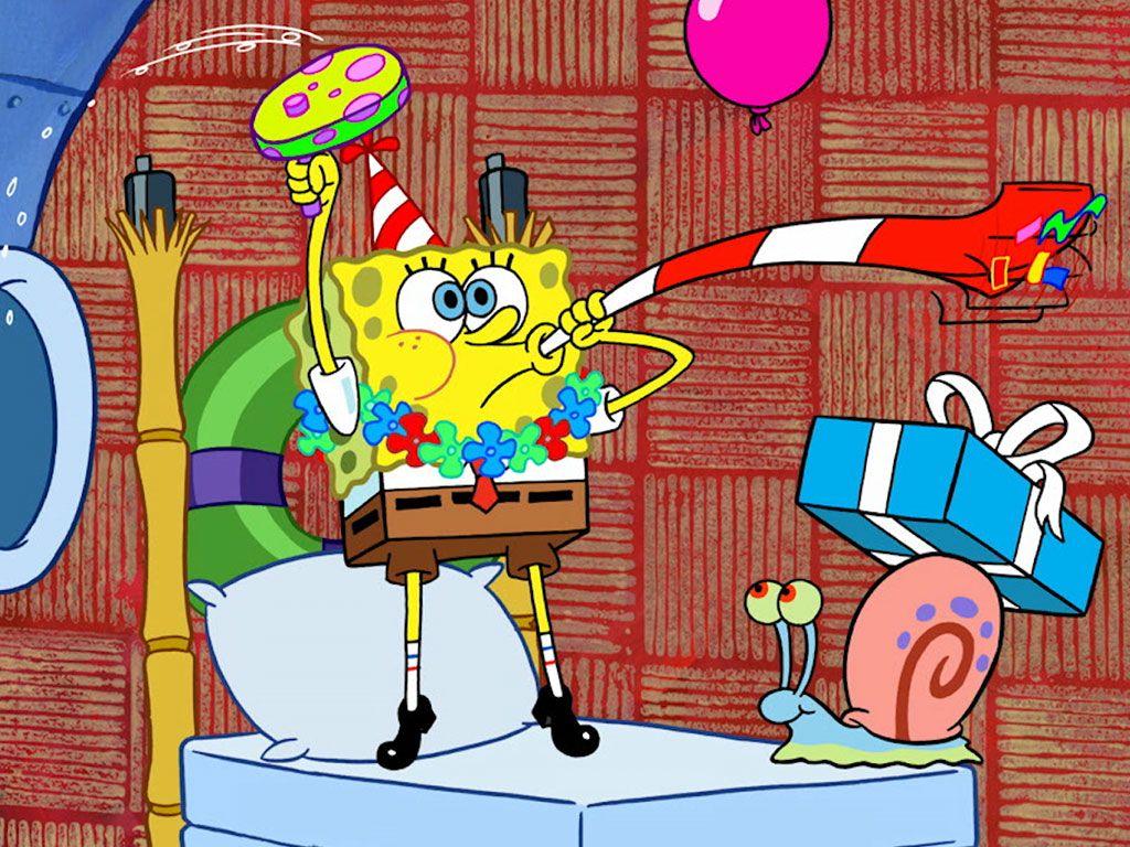 Nick Stories: Happy Birthday SpongeBob!