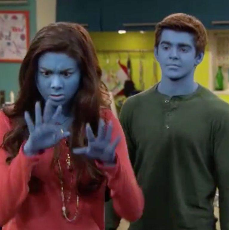 I Thunderman Max E Phoebe Gemelli Blu Video Nickelodeon
